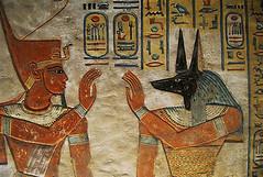 네페르타리 무덤. 왕비의 계곡 (ott1004) Tags: egypt luxor 이집트 valleyoftheking oldgurna 룩소르 네페르타리비문 왕비의계곡 왕의계곡