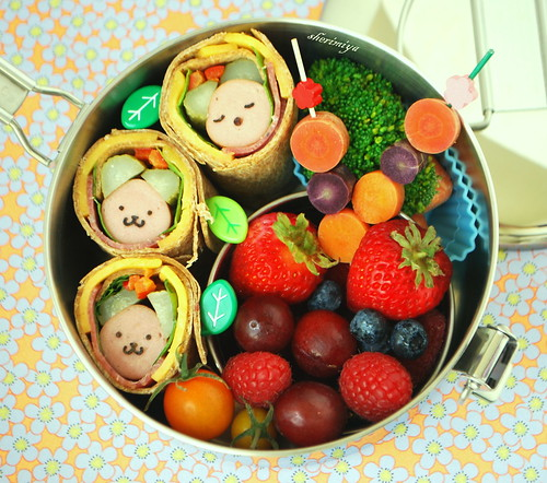 Bento Cuteness From Happy Little Bento