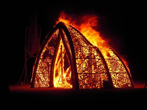 Fire Organ Burn