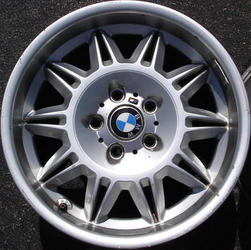 "E36 (2) E36 M3 8.5"" DSII Wheels"