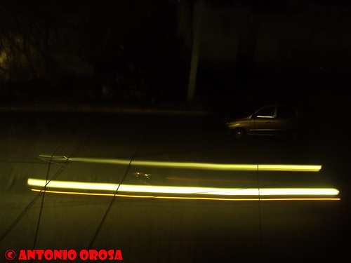 Come on baby light my car / Antonio Orosa
