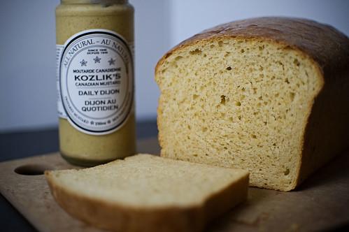 Cheddar Mustard Loaf