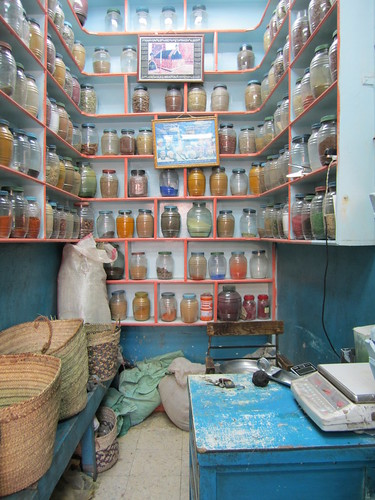 Spice Shop in Aswan