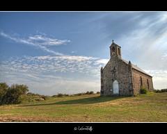 church in Chausey (LgtPics) Tags: church island nikon bretagne paysage eglise hdr lanscape d90 chausey nikond90 bretagnechauseychurchegliseislandlanscapepaysageles