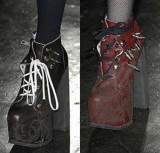 Charles Anastase FW 2009 Dungeon Boots 3