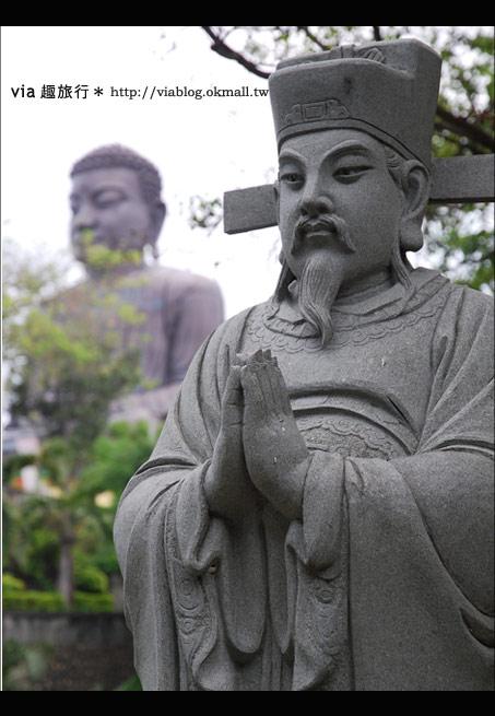 【彰化旅遊景點】彰化八卦山大佛~未整修前懷舊篇4