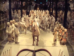 Han Dynasty Terracotta Warriors (radiowood) Tags: china sweden stockholm terracotta handynasty museumoffareasternantiquities