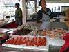 Lobster and fish platters at Bergen fish market (tedesco57) Tags: cruise fish norway opera market lobster fjord bergen msc platters gmofreeworld
