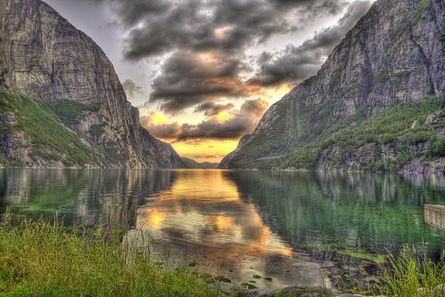 Lysebotn Norway