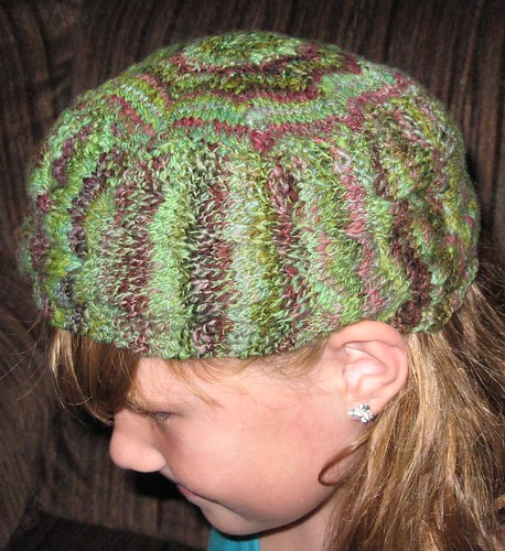 Homespun Hat 11