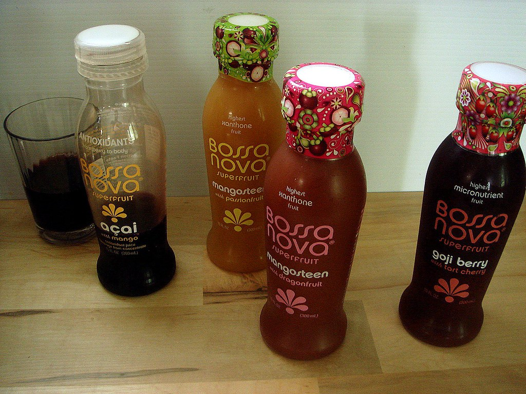 Bossa Nova juice review