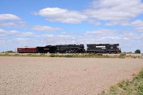 Railroadfan com • View topic - NKP 765 to CVSR