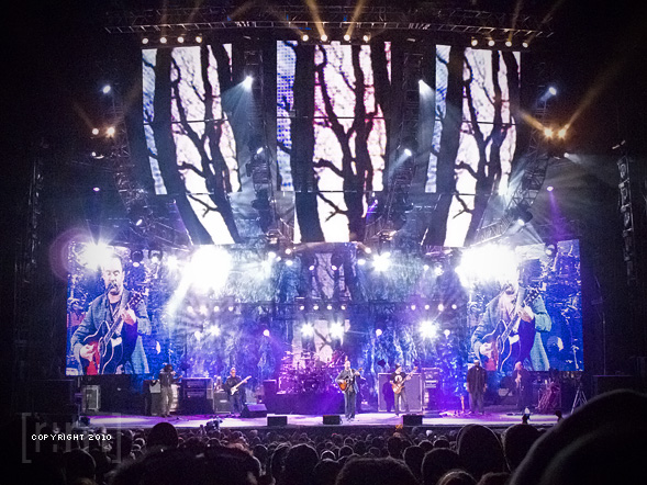 Dave Matthews Band at The Gorge 2010