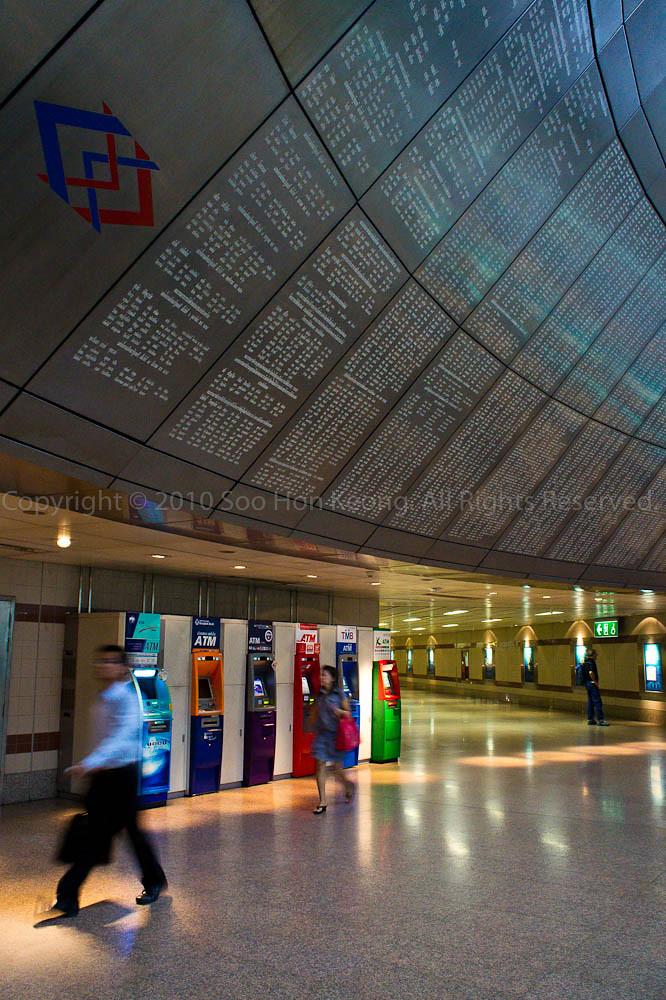 MRT Hua Lamphong @ Bangkok, Thailand