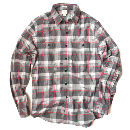 J.Crew / Check Flannel Shirt