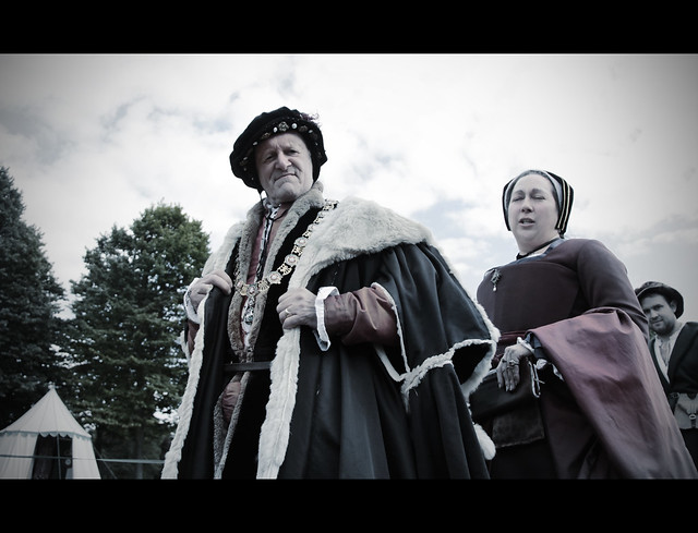 Tudor court people