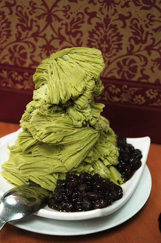 Mei Heong Yuan Dessert 味香园 - Green Tea Ice