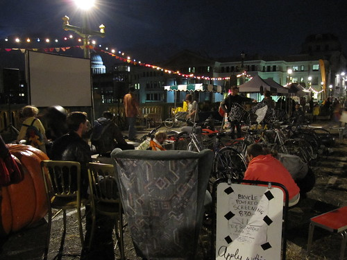 bicycle cinema