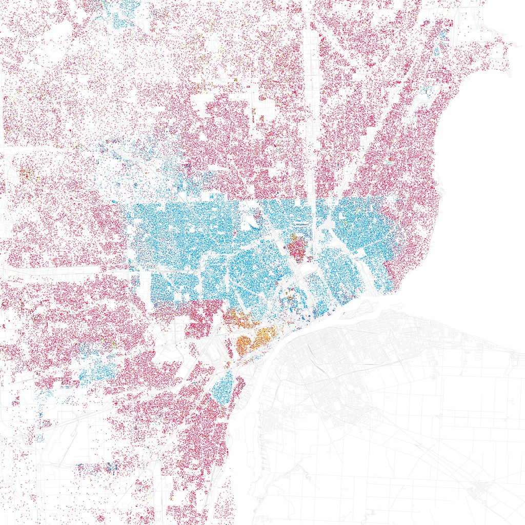 Race Matters In Milwaukee How Segregated Is Milwaukee
