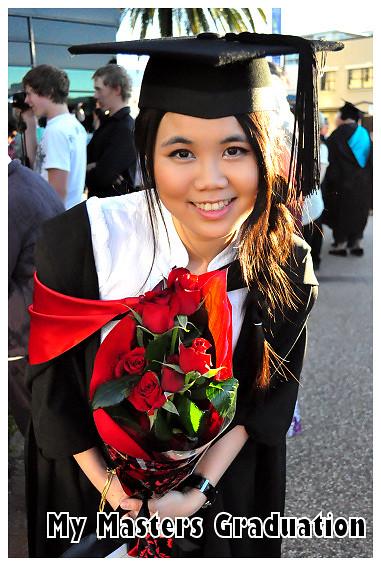 My Masters Graduation 2010: Myself
