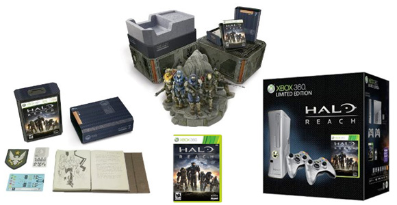 Halo: Reach bundles
