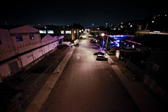 The End Of The Movie (eviloars) Tags: sanfrancisco night overpass potrero dogpatch sfist dspw092010