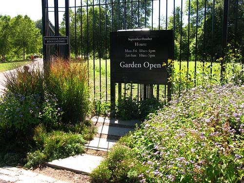 garden hours