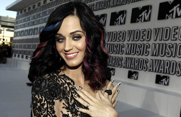Katy Perry MTV VMA 05
