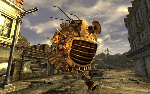 Meet The Companions Of Fallout: New Vegas - ED-E