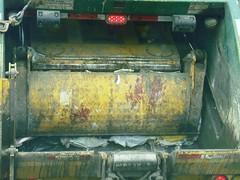 Waste Management 100903 (102) (JoJo Garbage Trucks) Tags: rear management waste loader mcneilus