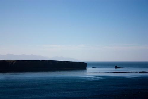northern coast of Iceland