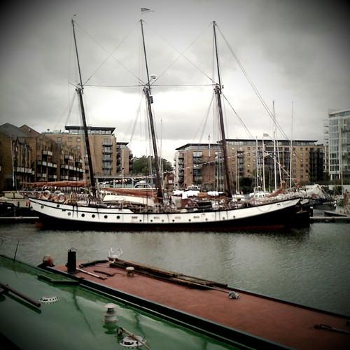 off wharf