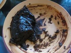 sebenernya kurang pede mau ngambil gambarnya, tapi it tastes muuuch better than it looks  :p