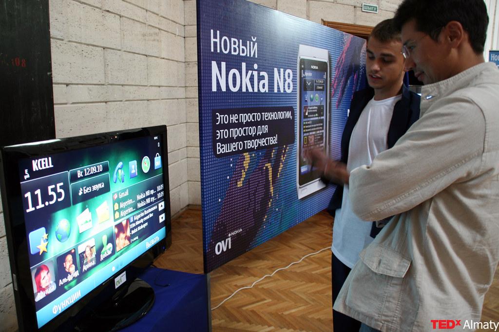 Nokia TEDxAlmaty