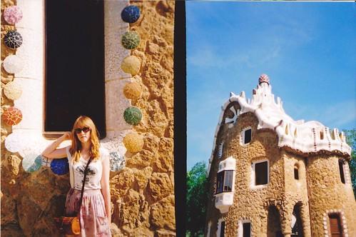Golden Half Gaudi