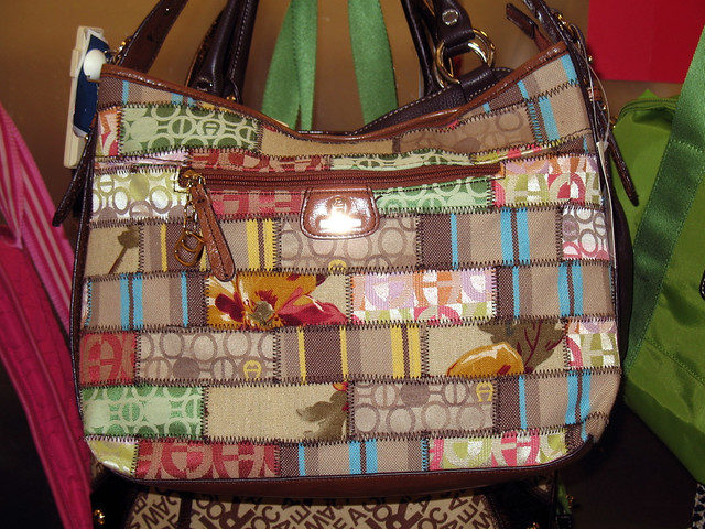 shopping purse patchwork multicolored photoshopping etienneaigner