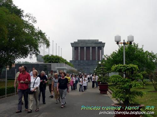Ho Chi Minh Mausoleum 4