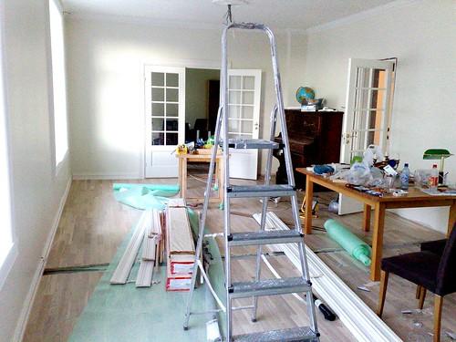 Livingroom September 12th 2010
