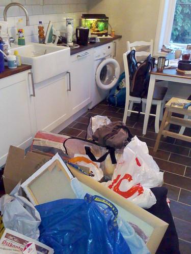 Kitchen September 12th 2010