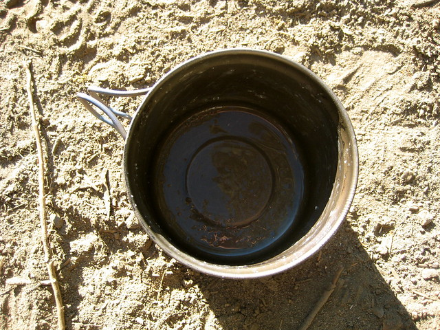 Pot After Water