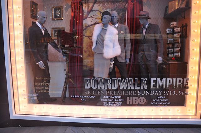 Boardwalk Empire Bloomingdales