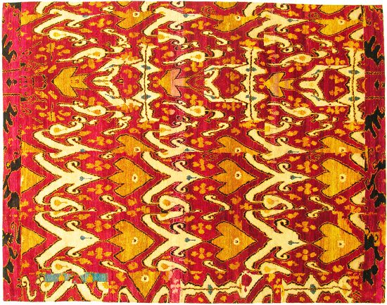 Ikat Rugs from ABC Carpet & Home