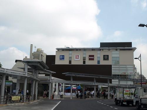 武蔵小山駅ビル