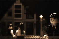 """""""Let Him Come Take You Home..."""" (WhereverPanda) Tags: building brick toy theater sad lego dream lame cry disappear"""