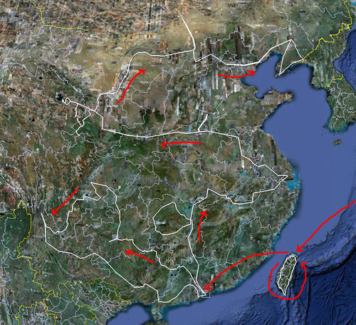 China Route