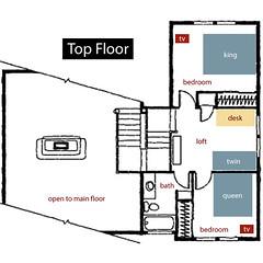 p120 Top Floor Plan