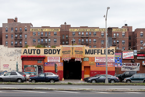 "Auto Repair, ""Rebuilding the South Bronx"""