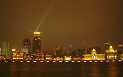 Shanghai, The Bund, China - , ,  (Sir Francis Canker Photography ) Tags: china longexposure trip travel panorama reflection building tourism skyline night skyscraper lights noche amazing exposure shanghai shot expo notes nacht picture landmark visit icon tourist exhibition best list maglev vista nocturna yangtze  visiting ever  nuit bund notte cina icono chine yuyuan xina rascacielos lucena   puxi    arenzano          sz7 witn  sirfranciscankerjones    tz10  pacocabezalopez