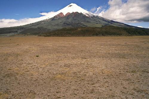 Estratovolcán - Cotopaxi (Ecuador) - 01