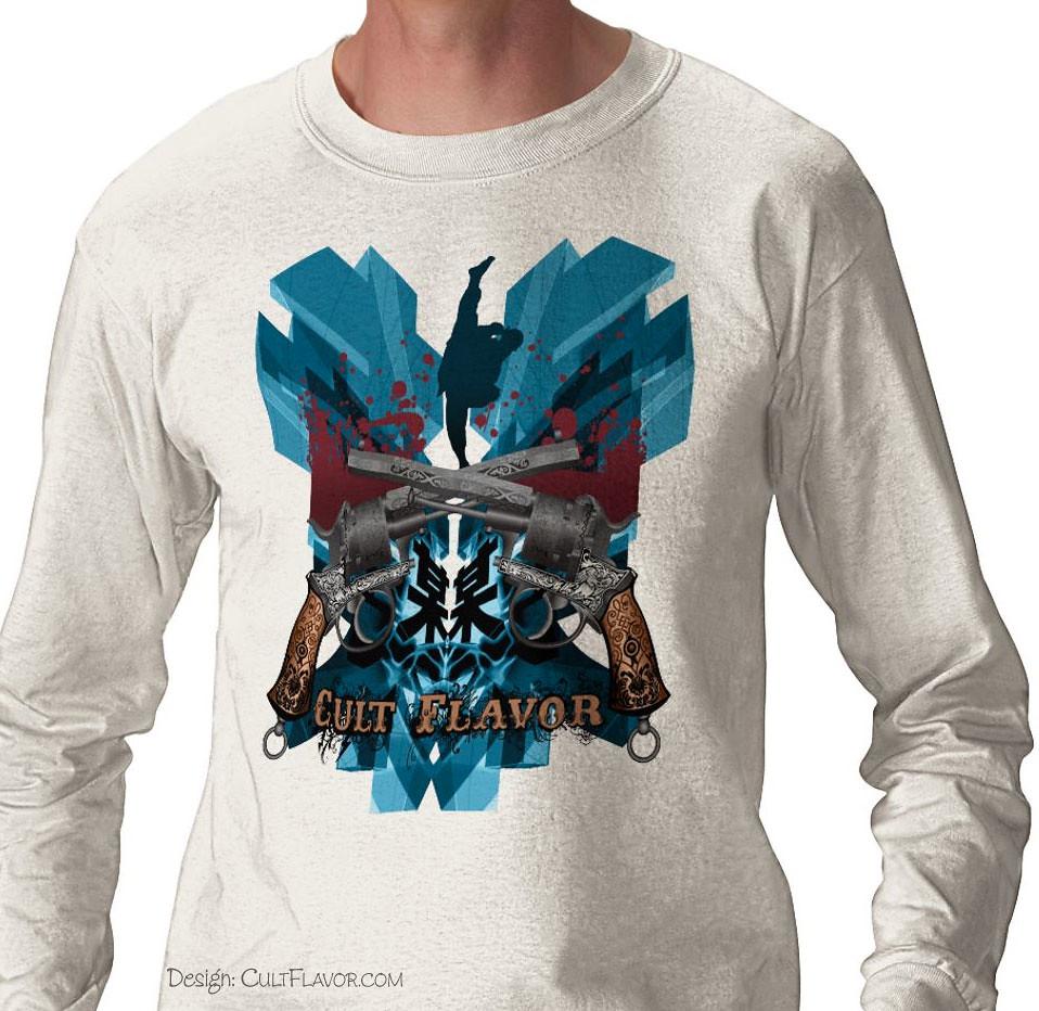 The Stranger and the Gunfighter shirt